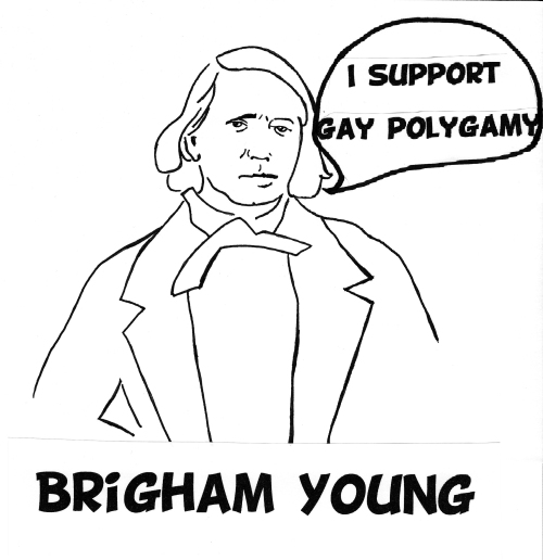 Brigham's effort to overthrow Prop 8.