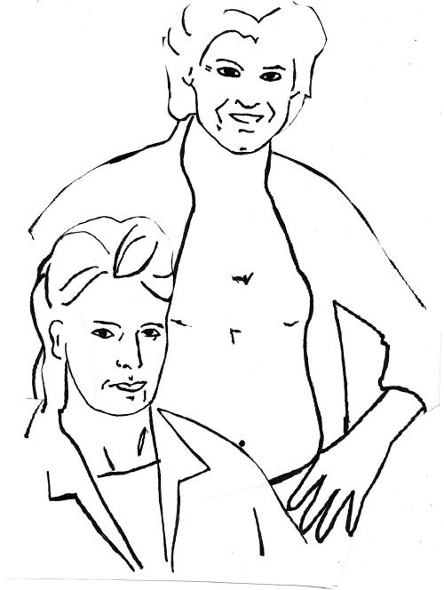 MacGyver & The Hoff